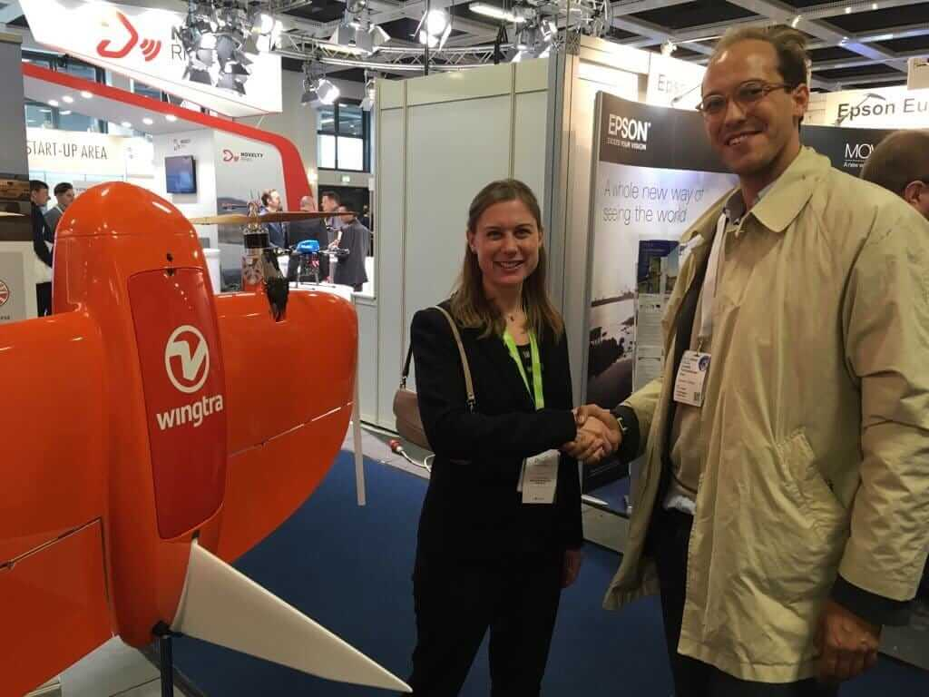 Pix4D Successfully Enrolled As an Official Wingtra Partner | Wingtra