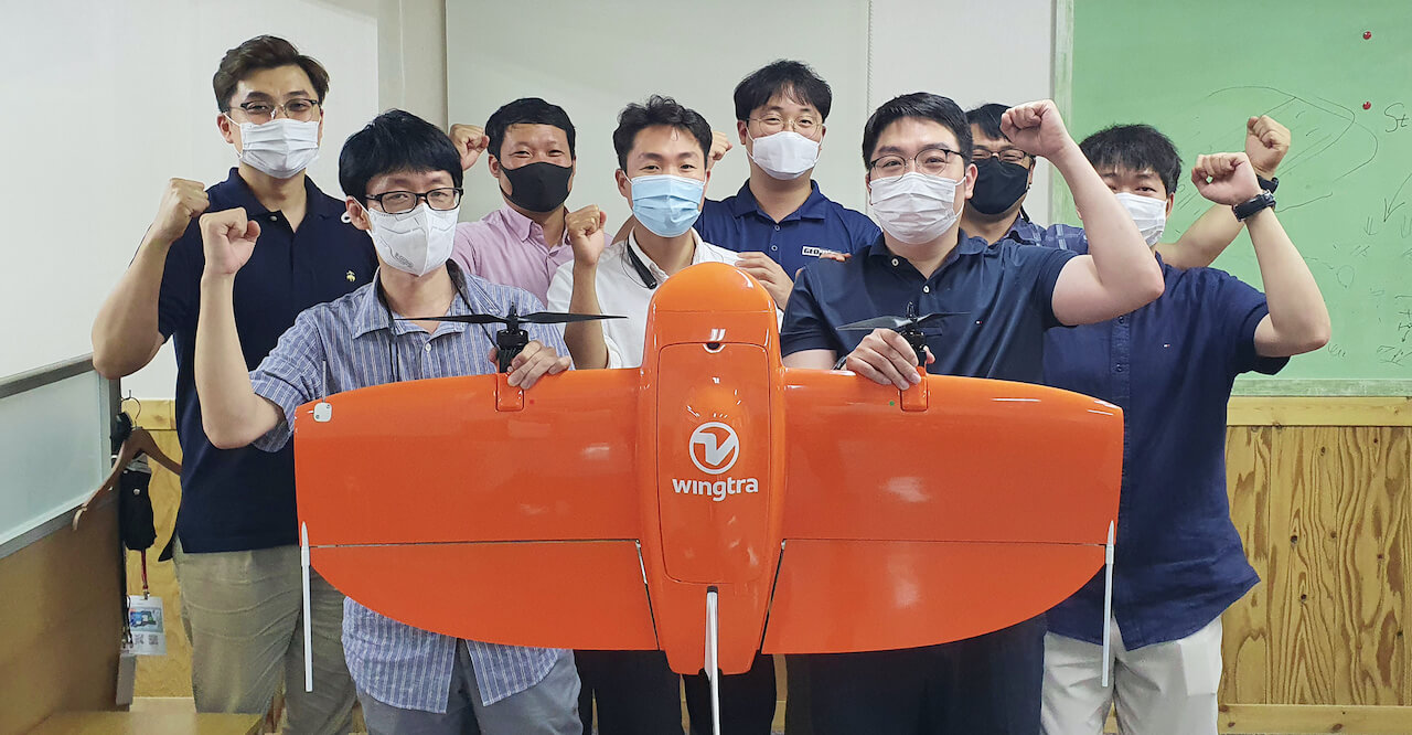 Sitech South Korea with WingtraOne