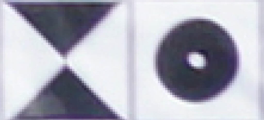 a zoomed in gcp - wingtraone best gsd - 0.8 cm