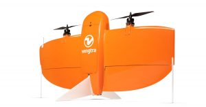 WingtraOne VTOL drone for surveying