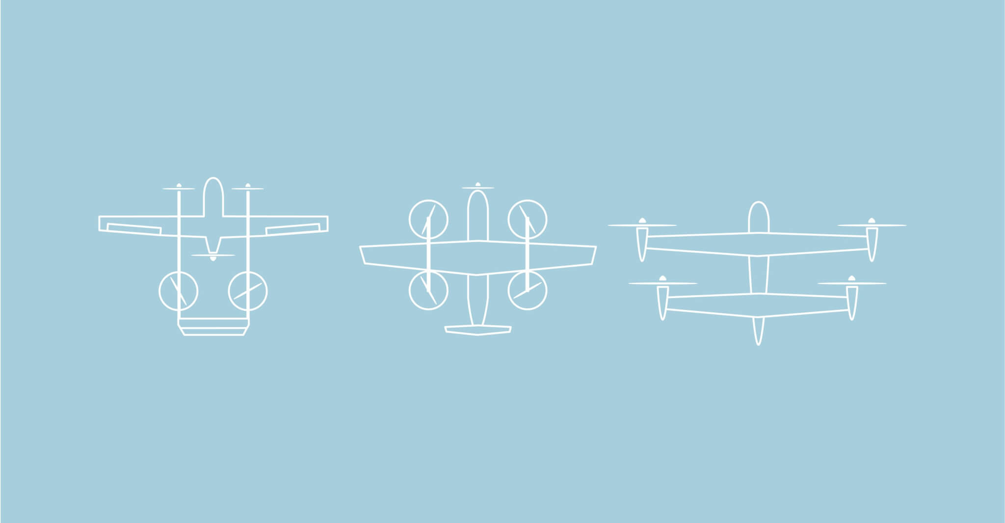 Types of quadplanes