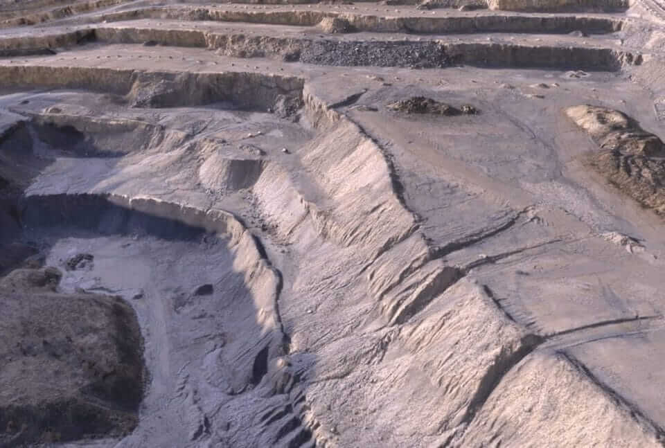 3D mapping of a quarry site